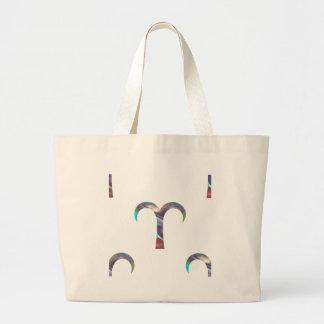 hologram Aries Large Tote Bag