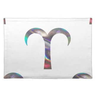 hologram Aries Placemat