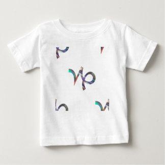 hologram Capricorn Baby T-Shirt