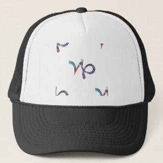 hologram Capricorn Trucker Hat
