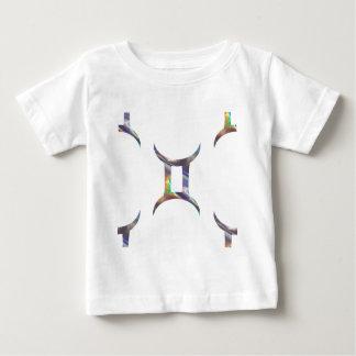 hologram Gemini Baby T-Shirt