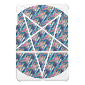hologram pentagram iPad mini cases