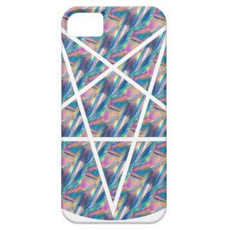 hologram pentagram iPhone 5 cases