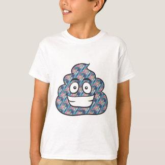 hologram poop emoji T-Shirt