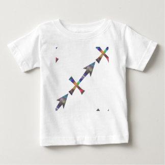 hologram Sagittarius Baby T-Shirt