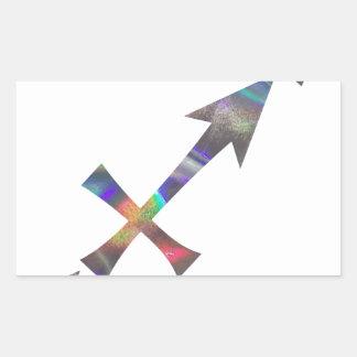 hologram Sagittarius Sticker