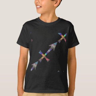 hologram Sagittarius T-Shirt