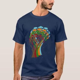 Hologram Trees T-Shirt