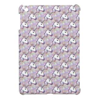 hologram unicorn emoji iPad mini cover