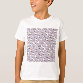 hologram unicorn emoji T-Shirt
