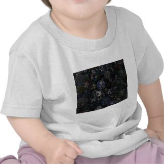 Holographic Marbles Tshirts