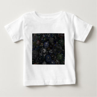 Holographic Marbles Tee Shirts
