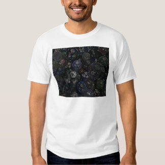 Holographic Marbles Tshirt