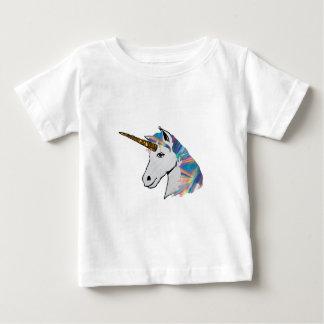 holographic unicorn baby T-Shirt