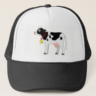 Holstein Cow Trucker Hat