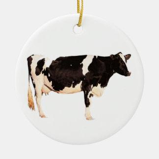 Holstein friesian Ornament