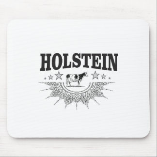 Holstein Power Mouse Pad