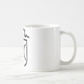 holsteiner coffee mug
