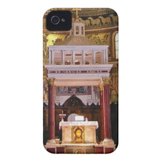 holy alter in church Case-Mate iPhone 4 case