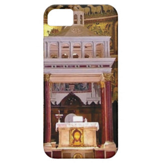 holy alter in church iPhone 5 cover