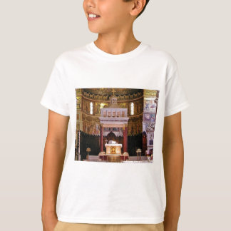 holy alter in church T-Shirt