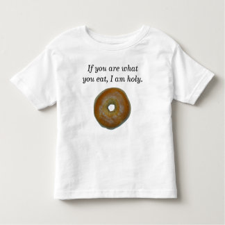 Holy Bagel apparel Toddler T-shirt