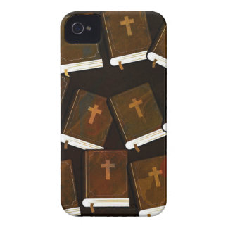 Holy Bible abstract ministry iPhone 4 Cover