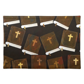 Holy Bible abstract ministry Placemat