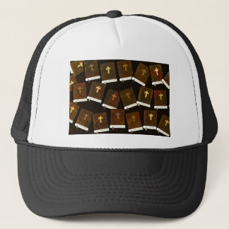 Holy Bible abstract ministry Trucker Hat