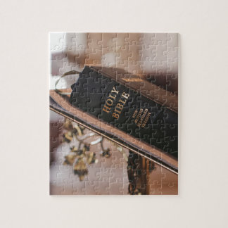 Holy bible jigsaw puzzle
