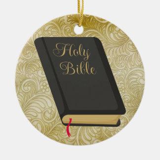 Holy Bible - SRF Ceramic Ornament