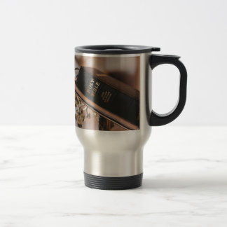 Holy bible travel mug