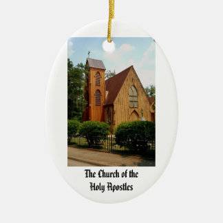 holy ceramic ornament