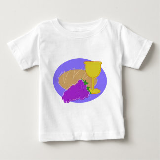 Holy Communication Drawing Baby T-Shirt