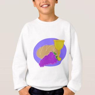 Holy Communication Drawing Sweatshirt