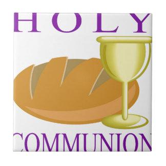 Holy Communication Tile