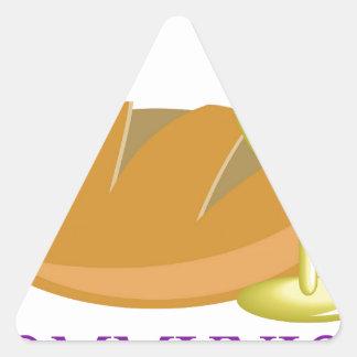 Holy Communication Triangle Sticker