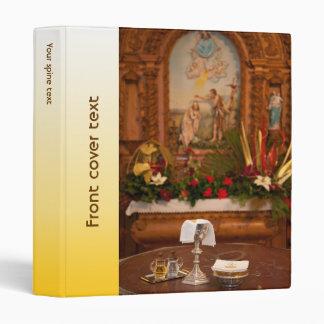Holy communion 3 ring binder