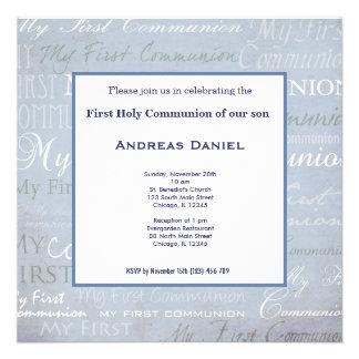 Holy Communion Invites
