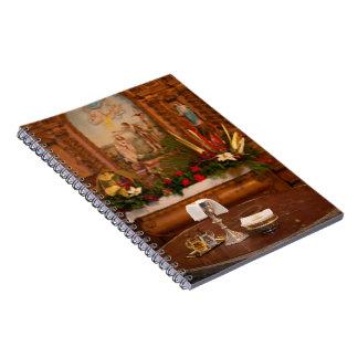 Holy communion notebook