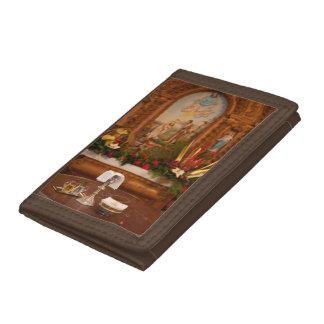 Holy communion tri-fold wallet