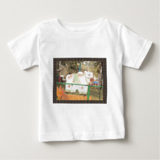 HOLY COW animal statue exhibition festival show Baby T-Shirt