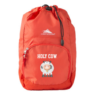 Holy Cow Backpack