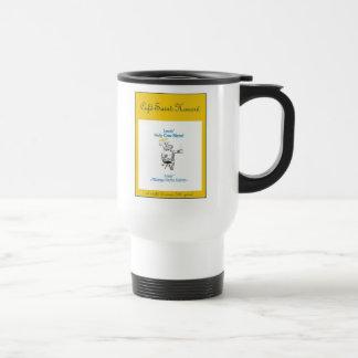 """Holy Cow Blend"" Travel Mug"