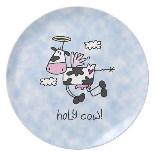 Holy Cow! Plate