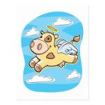 Holy Cow Postcard