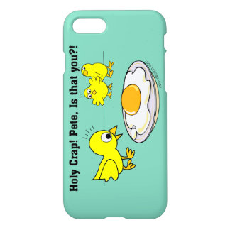 Holy Crap! Pete Humor iPhone 8/7 Case