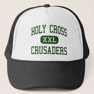 Holy Cross - Crusaders - High - Waterbury Trucker Hat