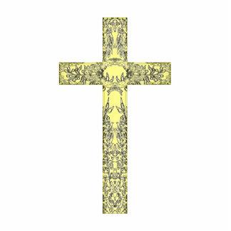 """Holy Cross"" Photo Sculpture Keychain"