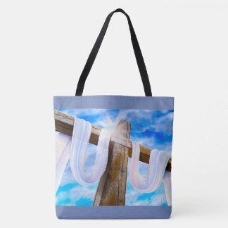Holy Cross Tote Bag